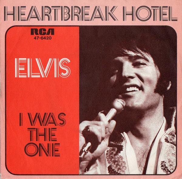 Cover zu Elvis* - Heartbreak Hotel (7) Schallplatten Ankauf