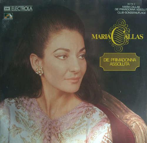 Bild Maria Callas - Die Primadonna Assoluta (2xLP, Comp, Clu) Schallplatten Ankauf