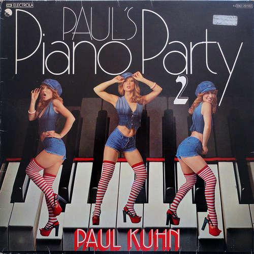 Cover Paul Kuhn - Paul's Piano Party 2 (LP) Schallplatten Ankauf