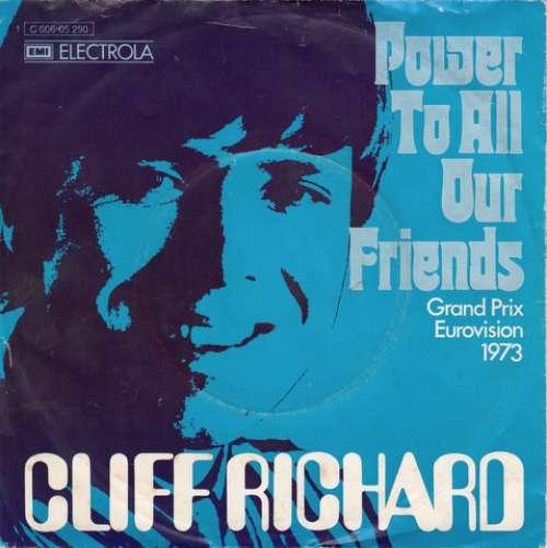 Bild Cliff Richard - Power To All Our Friends (7, Single) Schallplatten Ankauf