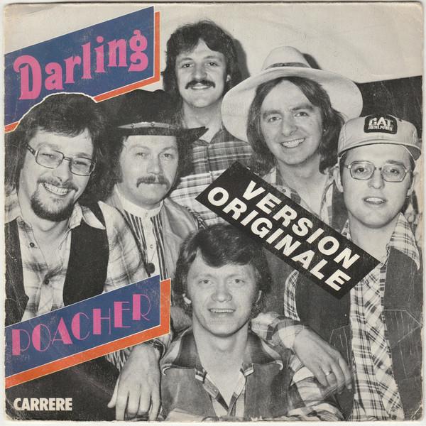 Bild Poacher - Darling (7, Single) Schallplatten Ankauf