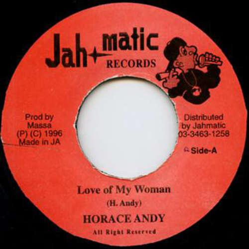 Bild Horace Andy - Love Of My Woman (7) Schallplatten Ankauf