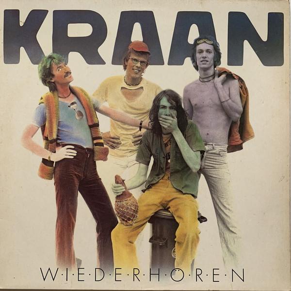 Bild Kraan - Wiederhören (LP, Album) Schallplatten Ankauf
