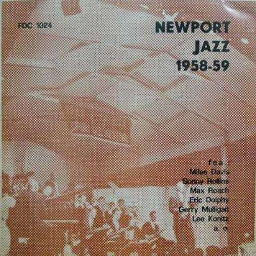 Bild Various - Newport Jazz 1958-59 (LP, Comp, Ltd) Schallplatten Ankauf