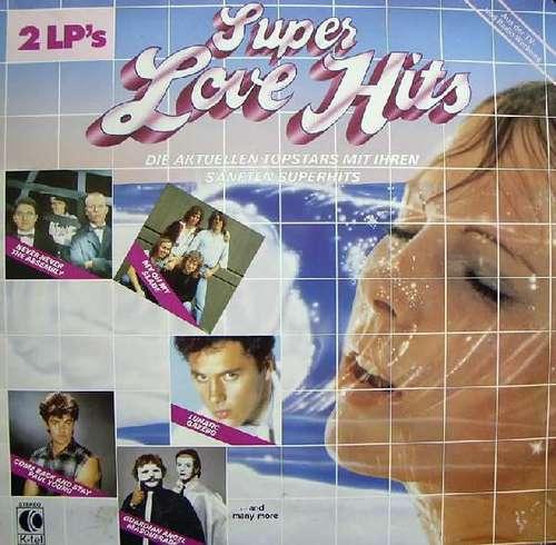 Bild Various - Super Love Hits (2xLP, Comp) Schallplatten Ankauf