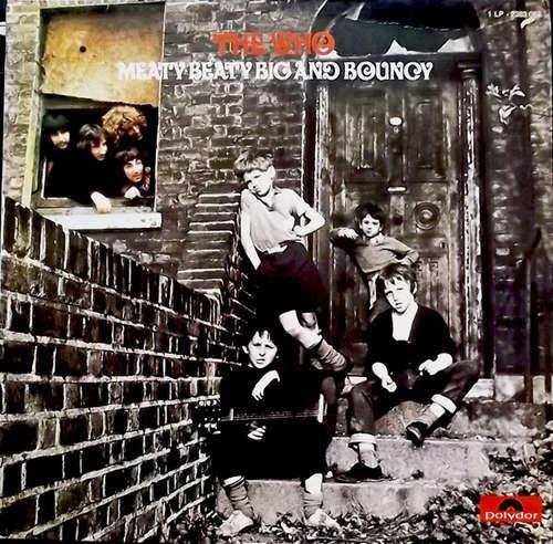 Bild The Who - Meaty, Beaty, Big & Bouncy (LP, Comp, RP, Gat) Schallplatten Ankauf
