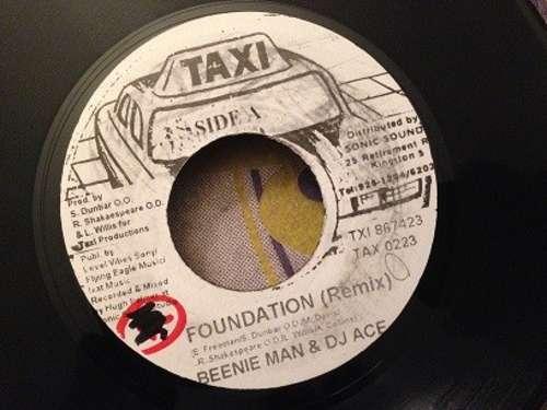 Bild Beenie Man & DJ Ace (19) - Foundation (Remix) (7) Schallplatten Ankauf