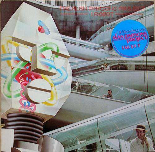 Bild The Alan Parsons Project - I Robot (LP, Album, Gat) Schallplatten Ankauf