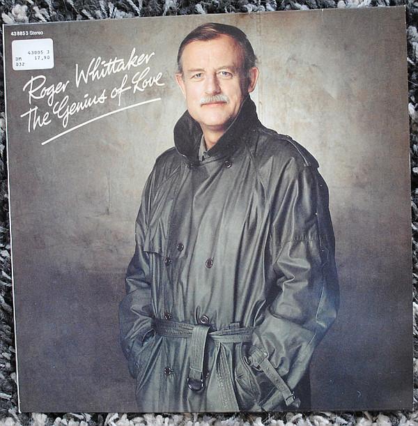 Bild Roger Whittaker - The Genius Of Love (LP, Album, Club) Schallplatten Ankauf