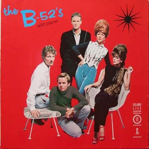 Cover The B-52's - Wild Planet (LP, Album, RE) Schallplatten Ankauf