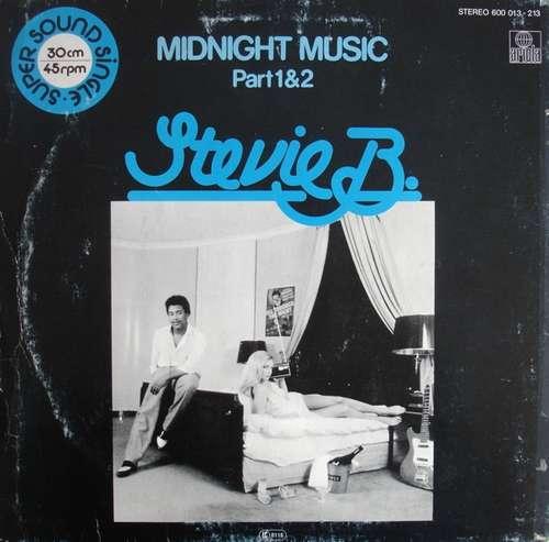 Bild Stevie B. - Midnight Music (Part 1 & 2) (12) Schallplatten Ankauf