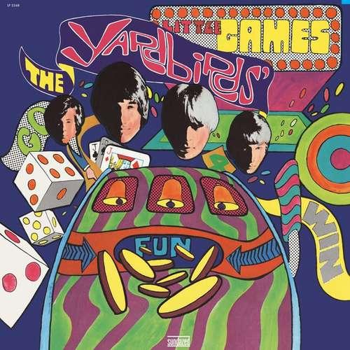 Cover zu The Yardbirds - Little Games (LP, Album, RE, RM, 180) Schallplatten Ankauf