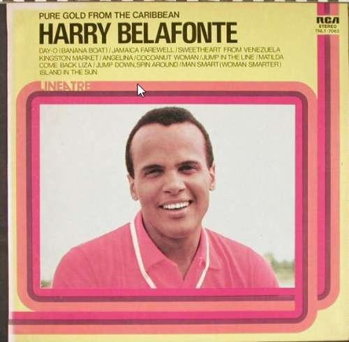 Bild Harry Belafonte - Pure Gold From The Caribbean (LP, Comp) Schallplatten Ankauf