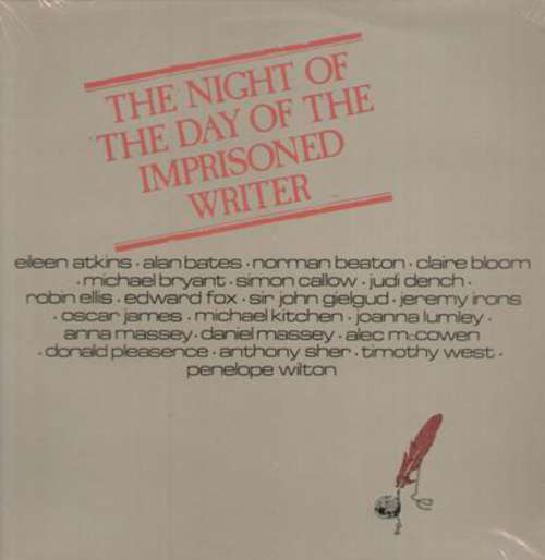 Bild Various - The Night Of The Day Of The Imprisoned Writer (LP) Schallplatten Ankauf