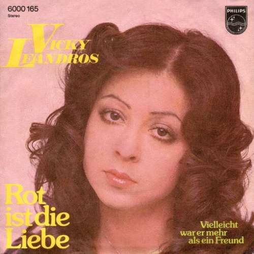 Bild Vicky Leandros - Rot Ist Die Liebe (7, Single) Schallplatten Ankauf