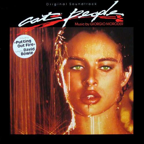 Cover Giorgio Moroder - Cat People (Original Soundtrack) (LP, Album) Schallplatten Ankauf