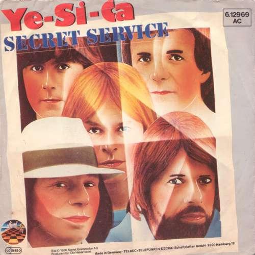 Bild Secret Service - Ye-Si-Ca (7, Single) Schallplatten Ankauf