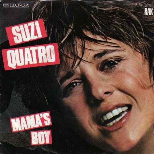 Bild Suzi Quatro - Mama's Boy (7, Single) Schallplatten Ankauf