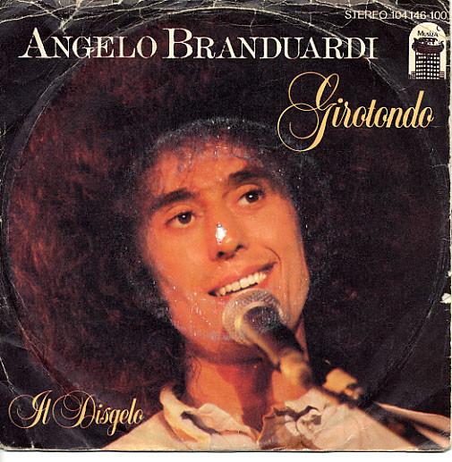Bild Angelo Branduardi - Girotondo / Il Disgelo (7, Single) Schallplatten Ankauf