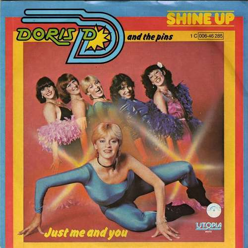 Bild Doris D And The Pins - Shine Up (7, Single) Schallplatten Ankauf