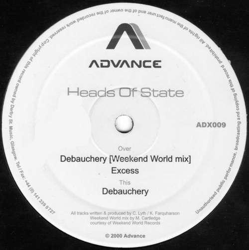 Bild Heads Of State - Debauchery (12) Schallplatten Ankauf