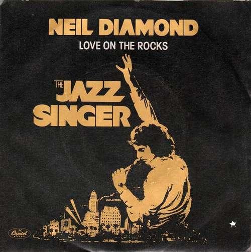 Bild Neil Diamond - Love On The Rocks (7, Single) Schallplatten Ankauf
