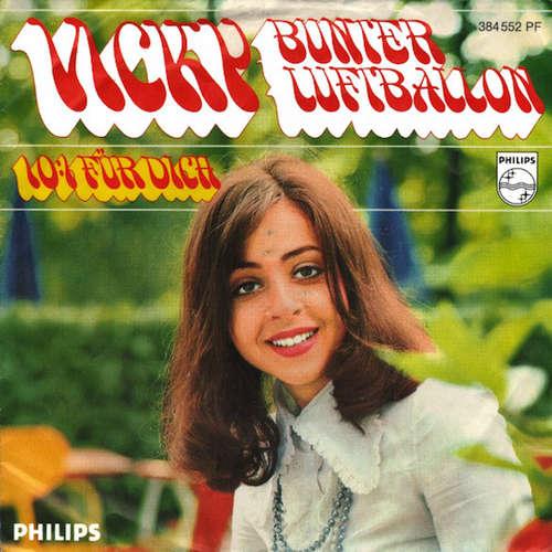 Bild Vicky* - Bunter Luftballon (7, Single, Mono) Schallplatten Ankauf