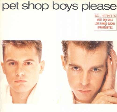 Cover Pet Shop Boys - Please (LP, Album) Schallplatten Ankauf
