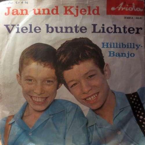 Bild Jan & Kjeld - Viele Bunte Lichter (7, Single) Schallplatten Ankauf