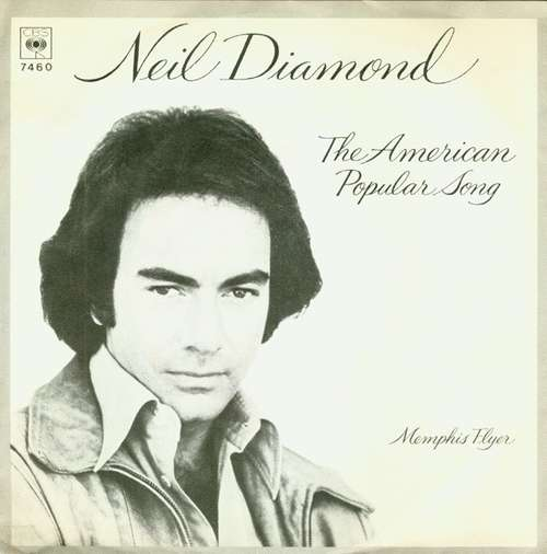 Bild Neil Diamond - The American Popular Song (7, Single) Schallplatten Ankauf