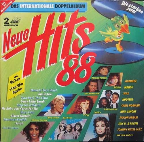 Cover Various - Neue Hits '88 - Die Starken Zwei - Das Internationale Doppelalbum (2xLP, Comp) Schallplatten Ankauf