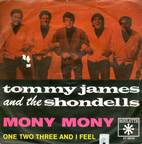 Cover zu Tommy James And The Shondells* - Mony Mony (7, Single) Schallplatten Ankauf
