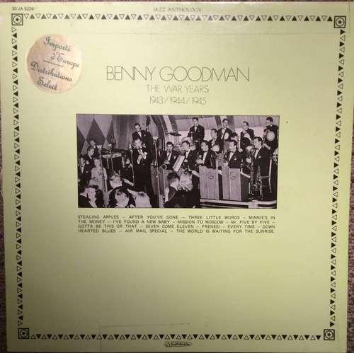 Bild Benny Goodman - The War Years 1943/1944/1945 (LP, Album) Schallplatten Ankauf