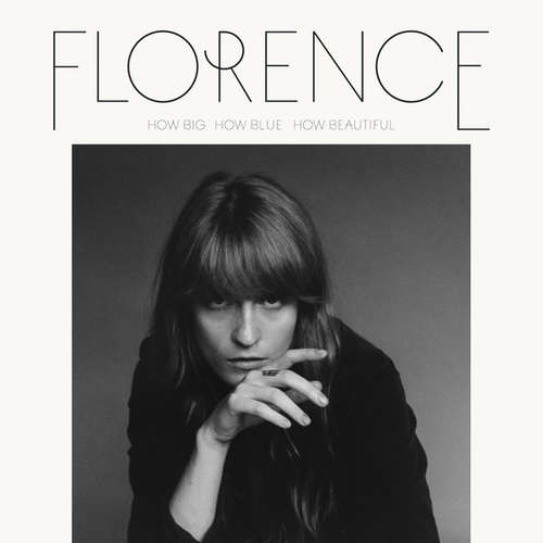 Cover Florence + The Machine* - How Big, How Blue, How Beautiful (2xLP, Album) Schallplatten Ankauf