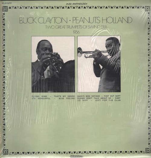 Bild Buck Clayton, Peanuts Holland - Two Great Trumpets Of Swing Era 1956 (LP, Album, RE) Schallplatten Ankauf