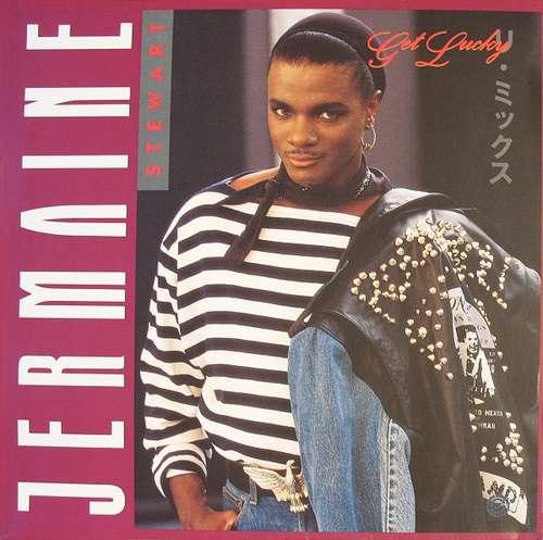 Bild Jermaine Stewart - Get Lucky (12, Single) Schallplatten Ankauf