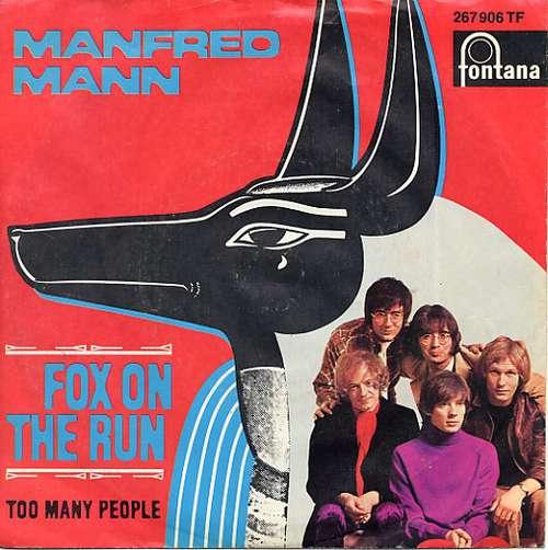 Bild Manfred Mann - Fox On The Run (7, Single, Mono) Schallplatten Ankauf