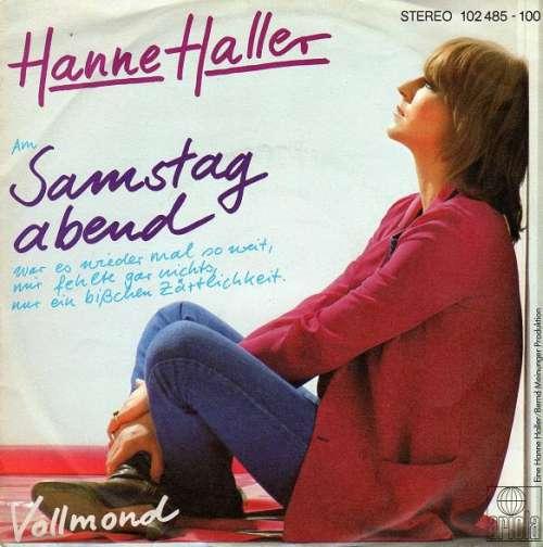 Bild Hanne Haller - Samstag Abend (7, Single) Schallplatten Ankauf