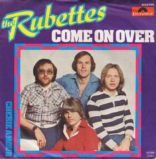 Bild The Rubettes - Come On Over (7, Single) Schallplatten Ankauf