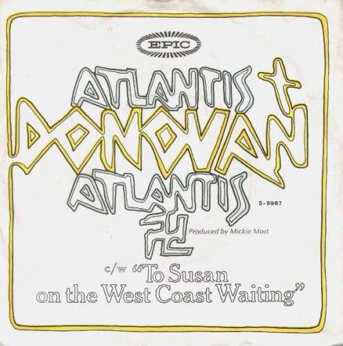Bild Donovan - Atlantis (7, Single) Schallplatten Ankauf