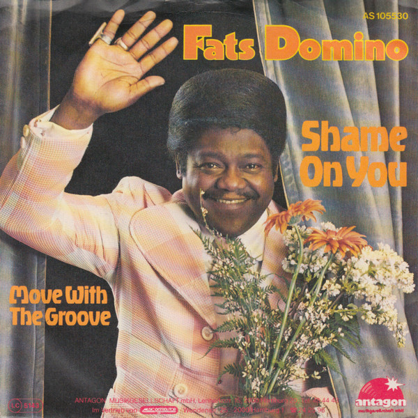 Bild Fats Domino - Shame On You (7, Single) Schallplatten Ankauf