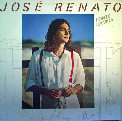 Bild José Renato* - Fonte Da Vida (LP, Album) Schallplatten Ankauf