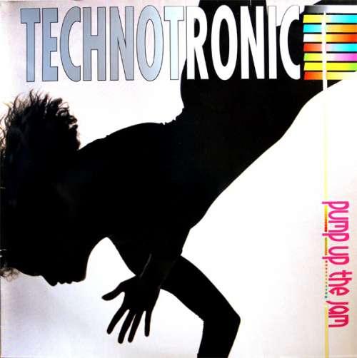 Cover Technotronic - Pump Up The Jam (LP, Album) Schallplatten Ankauf
