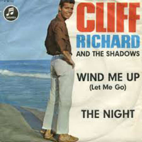 Bild Cliff Richard & The Shadows - Wind Me Up (Let Me Go) (7) Schallplatten Ankauf