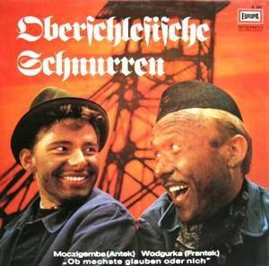 Cover Oberschlesische Bergkapelle, Die Tarnowitzer Musikanten, Kurt Blachy - Oberschlesische Schnurren (LP) Schallplatten Ankauf