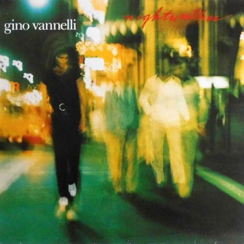 Cover Gino Vannelli - Nightwalker (LP, Album) Schallplatten Ankauf