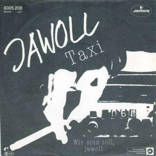 Cover Jawoll - Taxi (7, Single) Schallplatten Ankauf