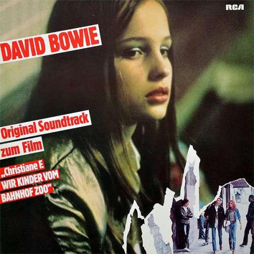 Cover David Bowie - Christiane F.  - Wir Kinder Vom Bahnhof Zoo (Original Motion Picture Soundtrack) (LP, Comp, RE) Schallplatten Ankauf