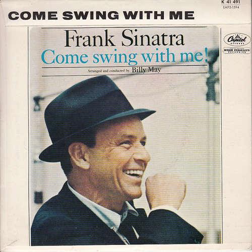 Bild Frank Sinatra - Come Swing With Me (7, EP) Schallplatten Ankauf