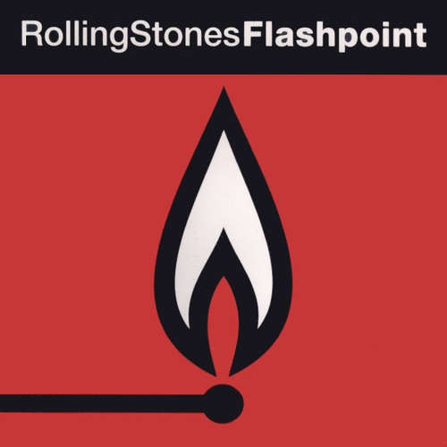 Cover The Rolling Stones - Flashpoint (CD, Album) Schallplatten Ankauf